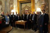 Palermo e Dubai più vicine tra affari, finanza e turismo