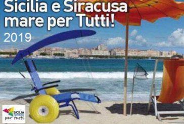 Crescono le spiagge accessibili in Sicilia: nel 2019 sono 104
