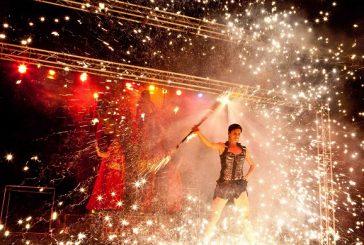 Al via la prevendita dei biglietti per le tre tappe del Teatro del Fuoco Festival