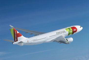 TAP Air Portugal, 8 mln i passeggeri trasportati nel primo semestre 2019