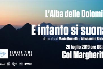 Dolomiti e musica connubio perfetto nell'estate dell'area Falcade e Passo San Pellegrino
