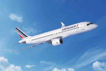 Air France-KLM sigla un impegno per 60 Airbus A220