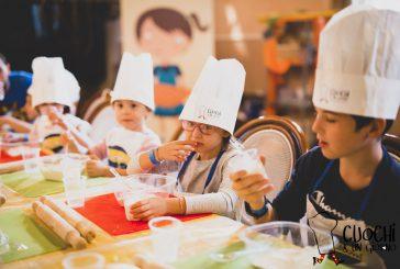 A Modena i bambini in cucina con gli chef stellati per 'Cuochi per un giorno'