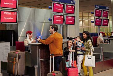 Emirates, 'bollino rosso' a Dubai per l'Eid break: previsti oltre 100.000 pax in transito