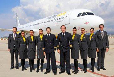 Vueling, al via oggi nuove selezioni per l'assunzione di più di 100 co-piloti