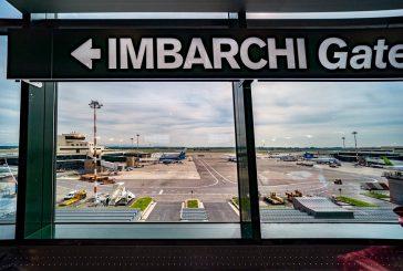Malpensa, puntuali il 61,4% degli aereia un mese dall'avvio del Linate Bridge