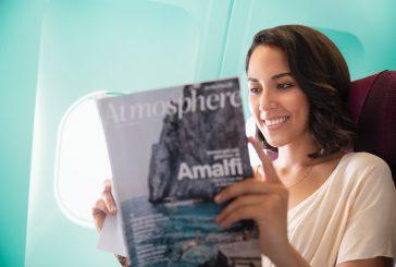 La rivista di bordo di Air Italy si rifà il look
