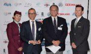 Air Italy vince il Premio Qprize come compagnia più 'Gay Friendly' d'Italia del 2019