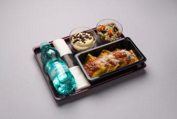 Arriva il nuovo menu sui voli a lungo raggio di Air Italy in Economy