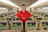 Emirates lancia campagna per il 'fair play' in volo con testimonial l'arbitro Nigel Owens