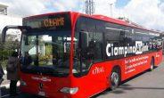 Oltre 150 mila viaggiatori nei primi sei mesi per Ciampino Airlink