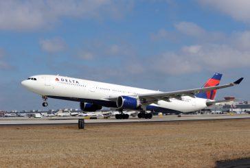 Delta apre il volo da Roma per Boston per la stagione estiva 2020