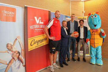 Eden Viaggi rinnova sponsorship di Carpegna Prosciutto Basket Pesaro