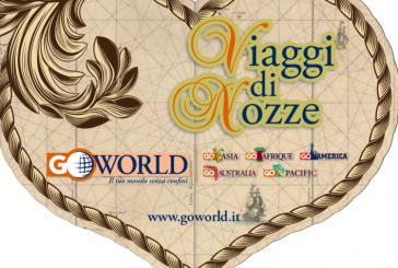 Nuovo catalogo 'Viaggi di Nozze' firmato Go World