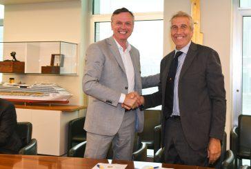 Costa sceglie Genova per il restyling della nuova AIDAmira