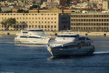 Sciopero di 24 ore del personale Blu Jet sullo Stretto di Messina