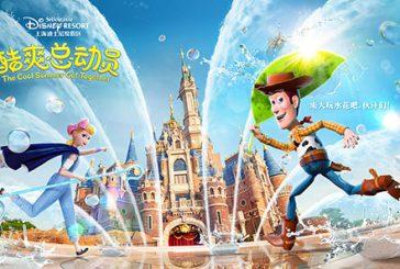 Al Disney Resort di Shanghai sconti per i baby visitatori in base all'età