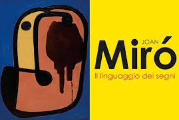 Con Trenitalia ingresso scontato alla mostra su 'Joan Mirò al PAN