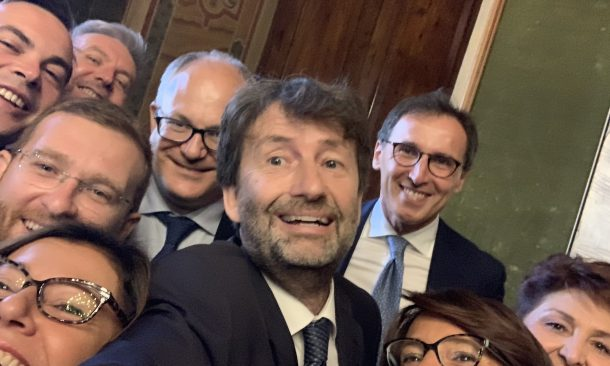 Dario Franceschini ritorna al MIBAC. Insieme al Turismo