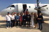 Inaugurare nuovi voli deve diventare un vizio per Birgi. Parola di Ombra