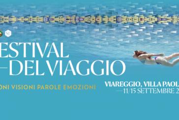 A Viareggio la nuova edizione del 'Festival del Viaggio'