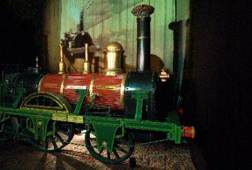 Festa al Museo Ferroviario di Pietrarsa per i 180 anni della linea Napoli – Portici