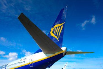 Ryanair: ecco tutte le nuove rotte in Sicilia per la Summer 2020