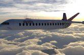 Volotea lavora a sviluppo aeromobile ibrido-elettrico da 19/35 passeggeri