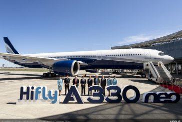 Airbus consegna il primo A330neo con livrea Hi Fly