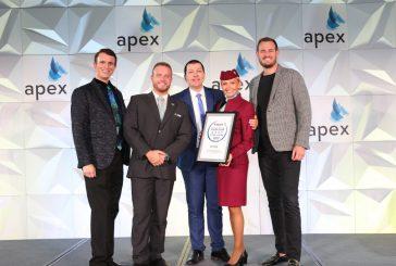 Air Italy si aggiudica il premio Four Stars APEX