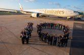 Emirates celebra 10 anni di voli per Durban con oltre 2mln di pax