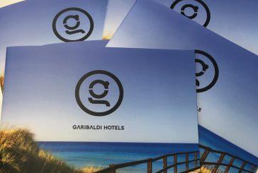 Nuovo logo e immagine coordinata per Garibaldi Hotels