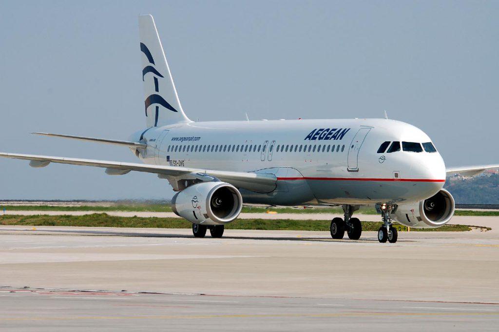 Aegean festeggia il Black Friday con il 40% di sconto sui voli ...