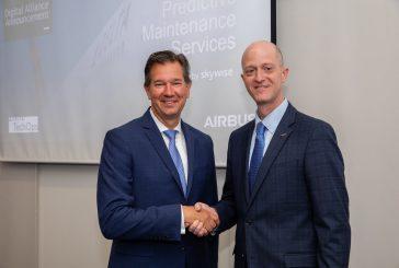 Airbus e Delta insieme per sviluppare nuove soluzioni di manutenzione cross-fleet