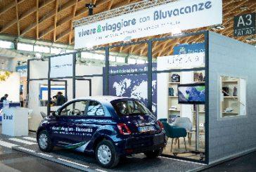 Bluvacanze presenta in anteprima la prima Fiat 500 in esclusiva per le adv del gruppo
