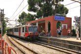 Treno fermo e passeggeri a piedi sulla Circumvesuviana, sdegno dell'Abbac