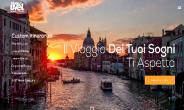 Uvet raddoppia il fatturato dell'incoming e lancia nuovo sito Made in Uvet