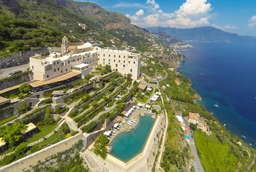 Il Monastero Santa Rosa Hotel & Spa 1° in Italia per Readers' Choice Awards 2019