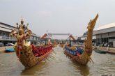 Festa in Thailandia per l'incoronazione di Re Rama