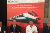 Il Passante di Palermo fa impegnare traffico passeggeri sui treni