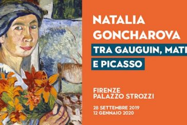 Con Trenitalia offerta 2×1 per visitare la mostra Goncharova a Palazzo Strozzi