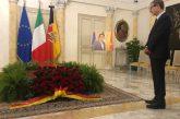 A Palermo l'ultimo saluto a Sebastiano Tusa morto nell'incidente Ethiopian