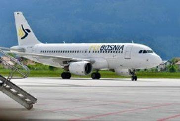 FlyBosnia inaugura il primo volo diretto Roma-Sarajevo