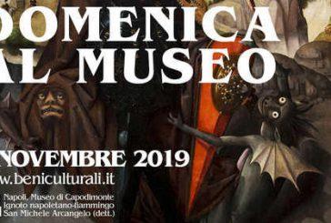 Domenica torna la Domenica al Museo, grande festa all'insegna della cultura