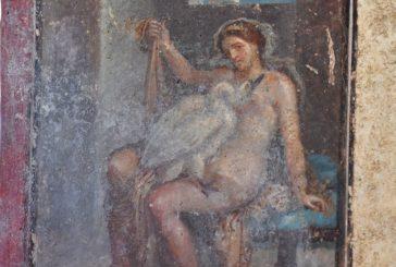 A Pompei riaprono la Casa Leda e il Cigno, le Terme Centrali e Casa Amorini Dorati