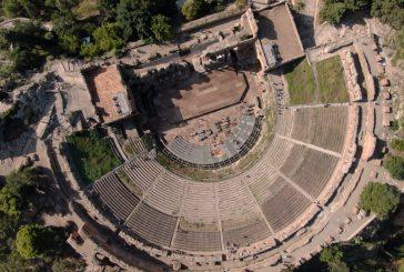 Il Parco Naxos Taormina in mostra con un video a Paestum