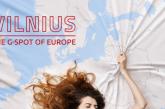 'Vilnius, il punto G dell'Europa': la pubblicità osé premiata a Londra