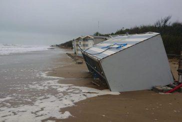 Confturismo e Unionmare Veneto chiedono aiuti per la costa dopo le mareggiate