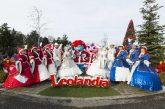 É tutto pronto per vivere un 'Natale Incantato' a Leolandia