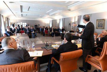 Musumeci: al via piano per isole minori tra viabilità e infrastrutture portuali